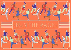 Run the Race Design